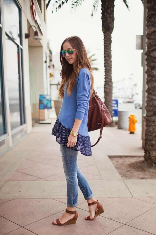 Echa un vistazo a la caída tendencias de la moda que usted puede DIY en el barato en http://artesaniasdebricolaje.ru/fall-fashion-trends-diy/