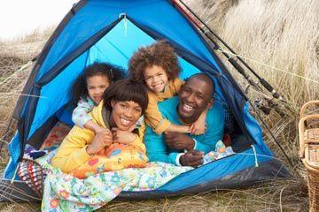 Fotografía - Camping familiar lista