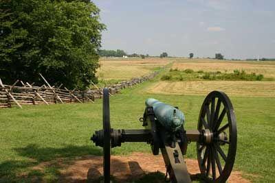 Vacaciones en familia: Gettysburg National Military Park