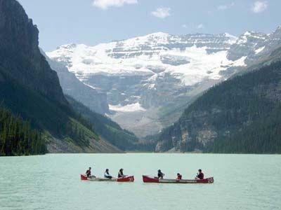 Vacaciones en familia en Canadá