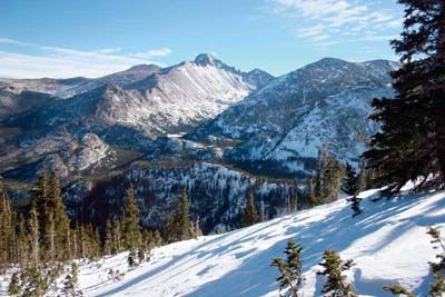 Fotografía - Las vacaciones familiares en Colorado