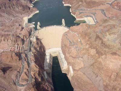 ¿Qué pasa si la presa Hoover se rompió?
