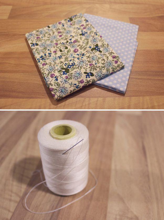 Throw Pillow DIY Tutorial | http://artesaniasdebricolaje.ru/fat-quarter-throw-pillow/