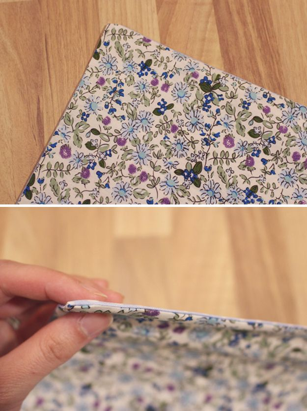 Throw Pillow DIY Tutoriales | http://artesaniasdebricolaje.ru/fat-quarter-throw-pillow/