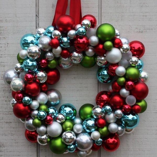 Navidad-adorno-ofrenda floral