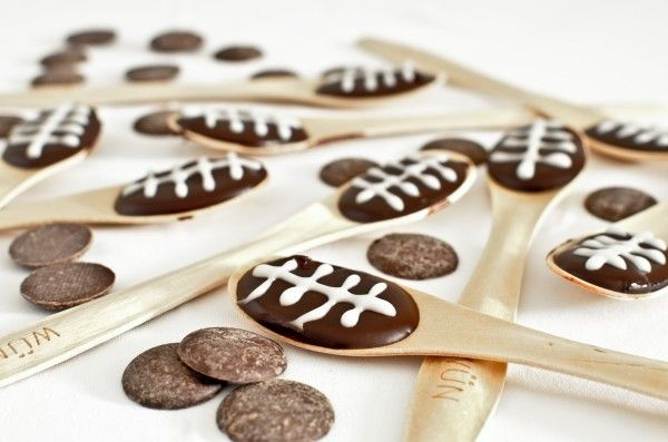 fútbol-chocolate-cucharas