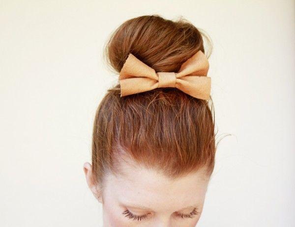 bricolaje-hair-bow-sock-bun