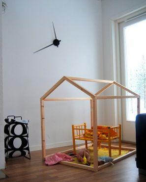 DIY Cartón Fort