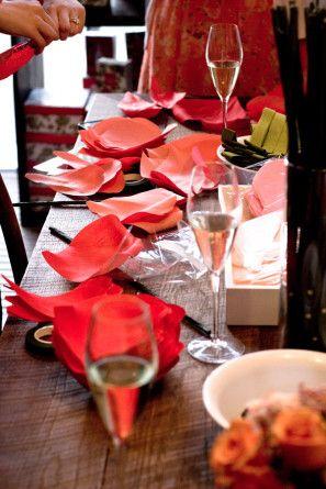 Para el amor de rosas bricolaje Taller