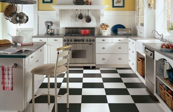 Kitchen Suelo