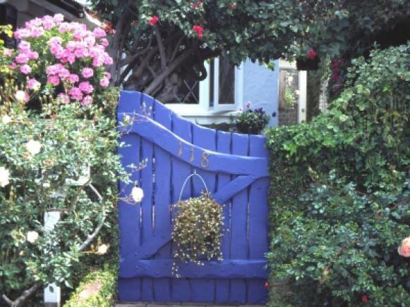 Fotografía - Puertas de jardín