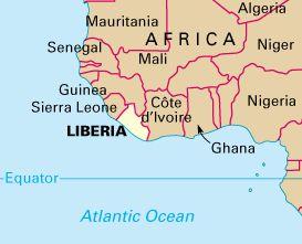 Fotografía - Geografía de liberia