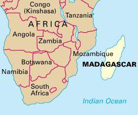 Fotografía - Geografía de Madagascar