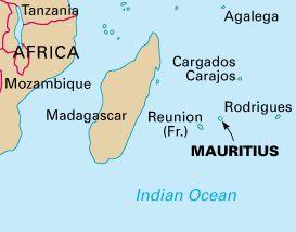 Fotografía - Geografía de Mauricio
