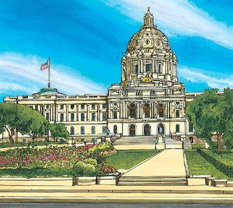 Minnesota's State Capitol