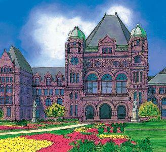 Ontario's Provincial Parliament Buildings