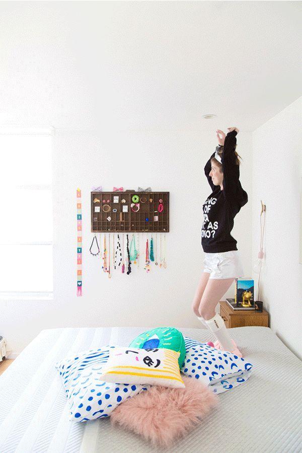 Fotografía - Guía de regalos: Cozy arriba en el país (+ Nuestro dormitorio principal colorido!)