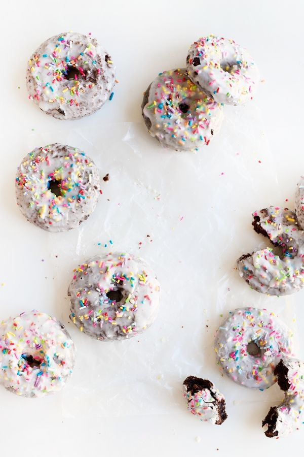 Torta esmaltada chocolate Donuts (Receta!)   artesaniasdebricolaje.ru