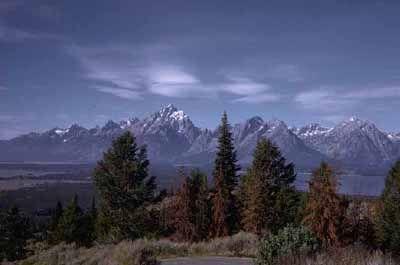 Fotografía - Parque Nacional Gran Tetón
