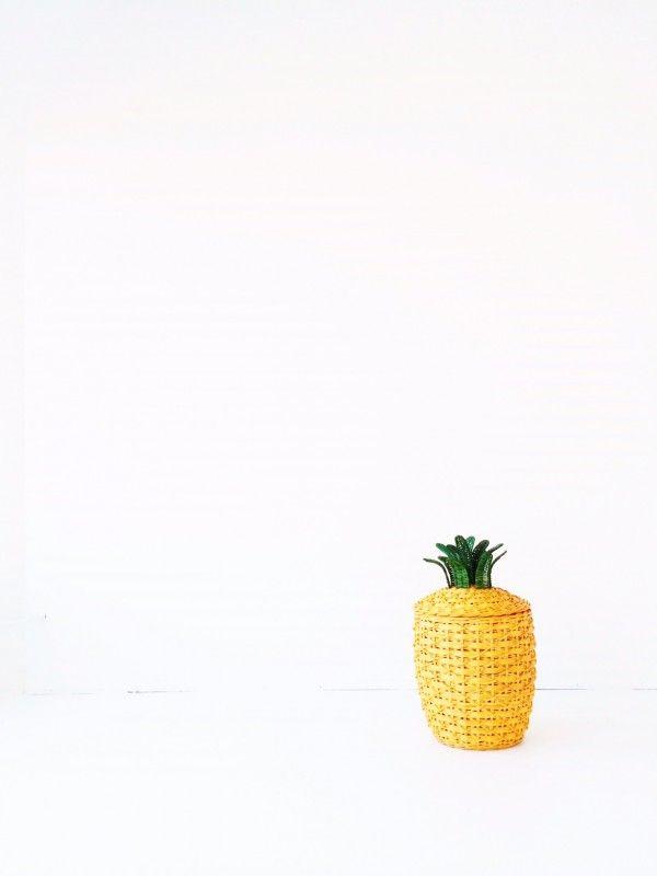 Piña Basket