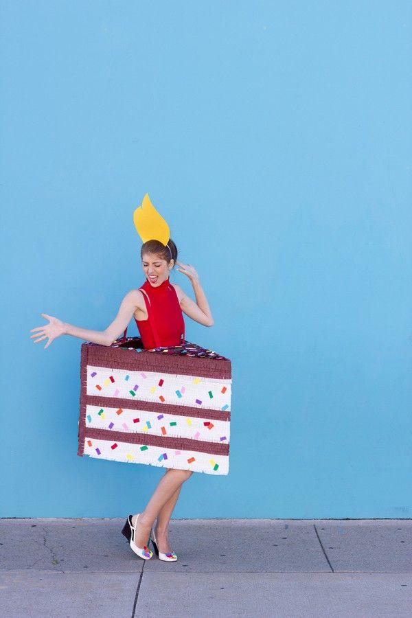 DIY de la torta de cumpleaños de vestuario