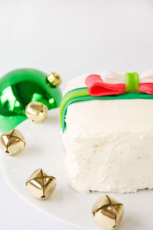 Vacaciones tortas de regalo con Airhead Arcos   Estudio DIY
