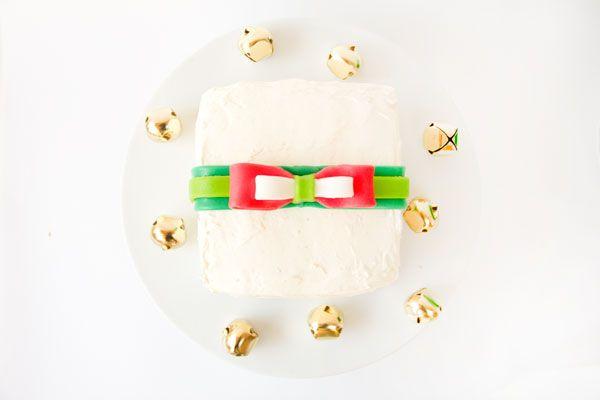 Vacaciones tortas de regalo con Airhead Arcos | Estudio DIY