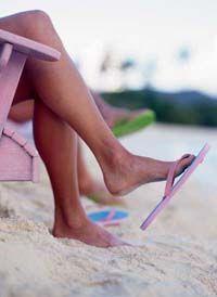 Fotografía - Remedios caseros para el olor de los pies