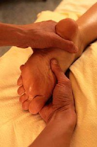 Fotografía - Remedios caseros para el dolor en el pie
