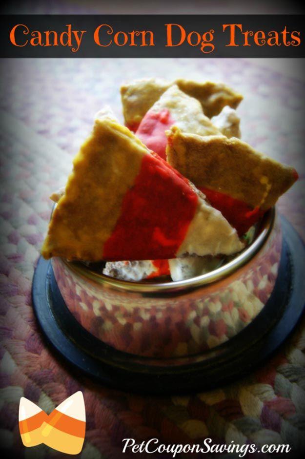 maíz dulce perro trata de bricolaje, ver más a http://artesaniasdebricolaje.ru/homemade-dog-treats-fall-feast