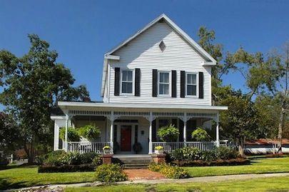 Fotografía - Casa Envidia: Victorian-era de Hogar en GA