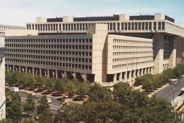 La sede del FBI