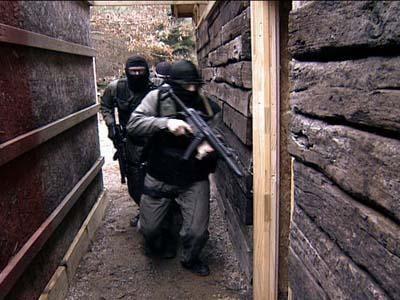 Spytek: Capacitación para la Lucha contra el Terrorismo