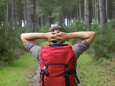 Fotografía - ¿Cómo funciona con mochila
