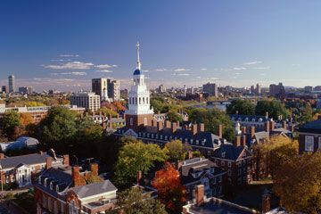 si tu'd like to stroll through the streets of Cambridge, Mass., as a student, there might be a financial aid plan to suit your needs.