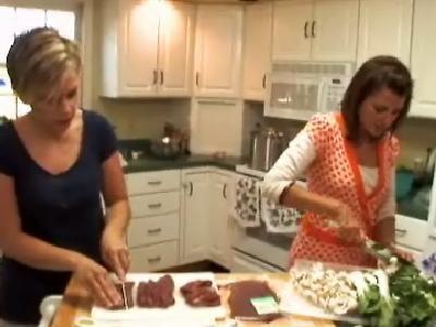 Jon & Kate Plus 8: Cocinar con Sara Nieve