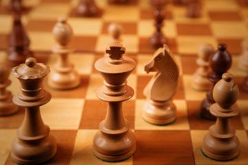Fotografía - Cómo funciona el ajedrez