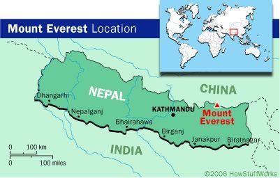 Fotografía - Cómo escalar el Monte Everest obras