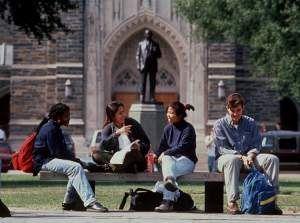 ¿Cómo funciona la universidad La admisión