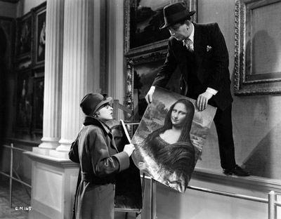 Una escena de la película & quot 1937-Buenos muchachos mañana. Y quot-