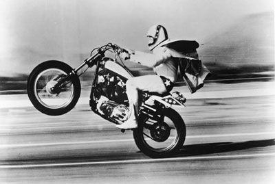 Evel Knieval.