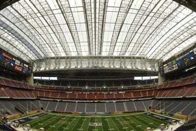 Fotografía - ¿Cómo techos retráctiles en los estadios convertibles funcionan?