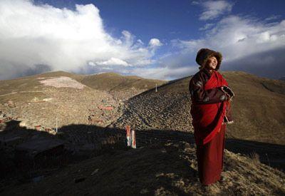 Fotografía - ¿Cómo tibetanos evitar el mal de altura?