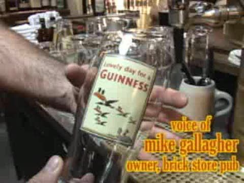 Cómo Vierta una Guinness