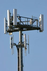 Torre del teléfono celular