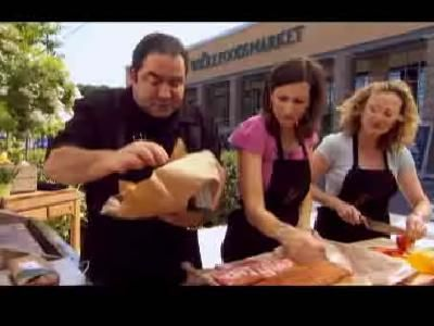 Emeril Verde: la parrilla Arrachera