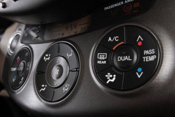 Un panel de control A / C