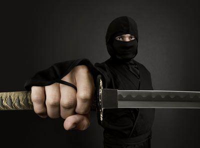 Fotografía - Cómo ninja de trabajo
