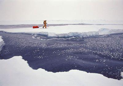 Fotografía - Cómo norte expediciones polares trabajan