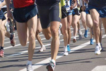 velocidad de los corredores del grupo
